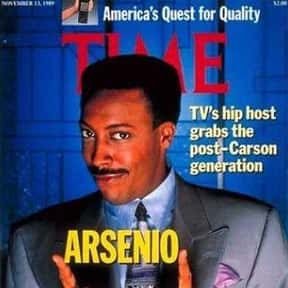 The Arsenio Hall Show is listed (or ranked) 10 on the list The Best Talk Shows of the '80s