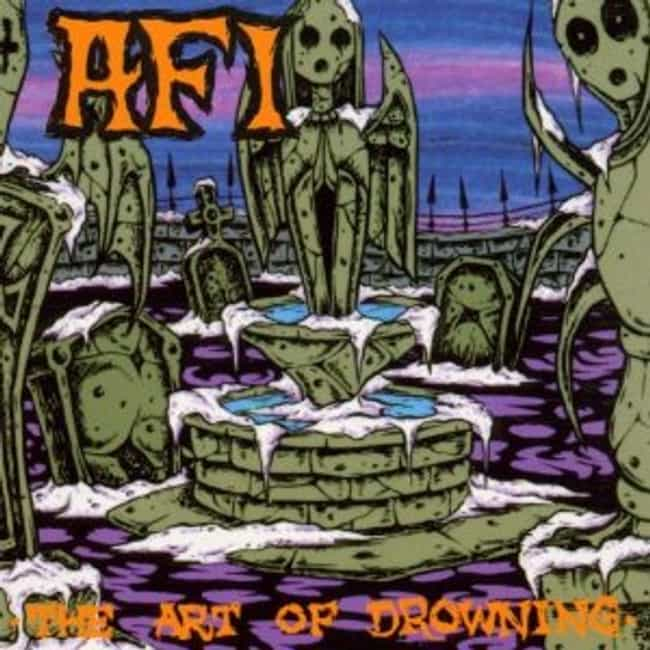 The Art of Drowning is listed (or ranked) 2 on the list The Best AFI Albums of All Time