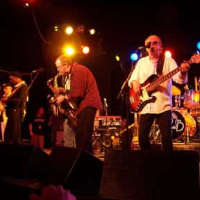 The Average White Band is listed (or ranked) 17 on the list The Best Jazz-Funk Bands/Artists