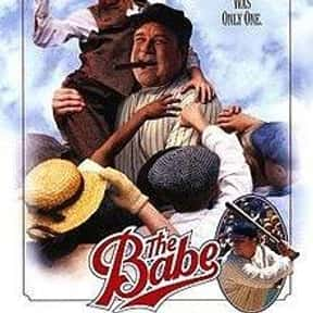 The Babe is listed (or ranked) 22 on the list The All-Time Best Baseball Films