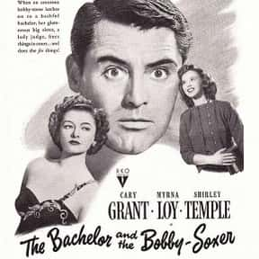 The Bachelor and the Bobby-Sox is listed (or ranked) 8 on the list The Best Romantic Comedies of the 1940s