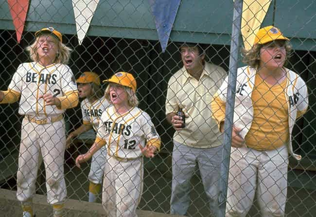 The Bad News Bears is listed (or ranked) 3 on the list Fictional Sports Teams You Wish You Could Root For IRL