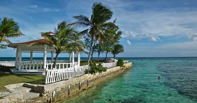 Bahamas is listed (or ranked) 1 on the list The Best Caribbean Countries to Visit