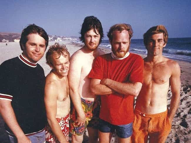 The Beach Boys is listed (or ranked) 1 on the list 10 Bands That Defined The California Sound, As Ranked By Vicki Peterson Of The Bangles