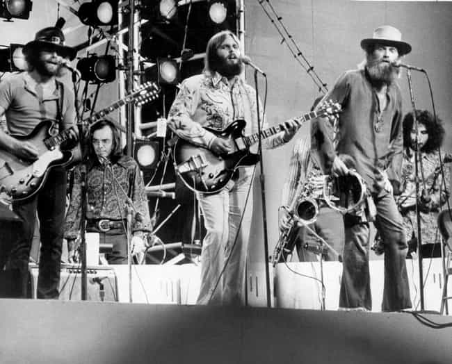 The Beach Boys is listed (or ranked) 4 on the list Bands Whose Whole Thing Is Hating Each Other