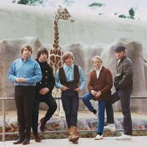 The Beach Boys is listed (or ranked) 12 on the list The Greatest American Rock Bands