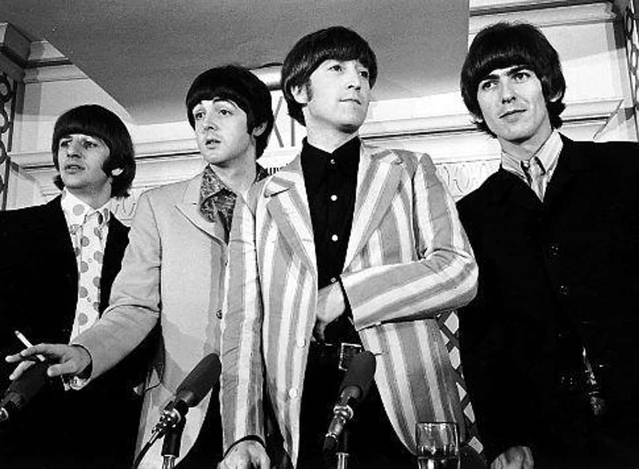 The Beatles is listed (or ranked) 2 on the list 24 Musicians Against Spotify And Other Streaming Services