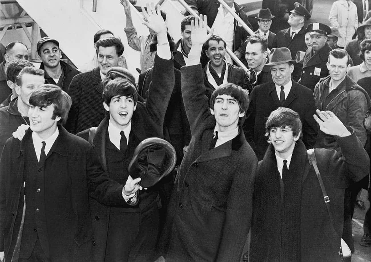 The Beatles is listed (or ranked) 1 on the list Celebs Who Owe Their Careers to Psychedelics