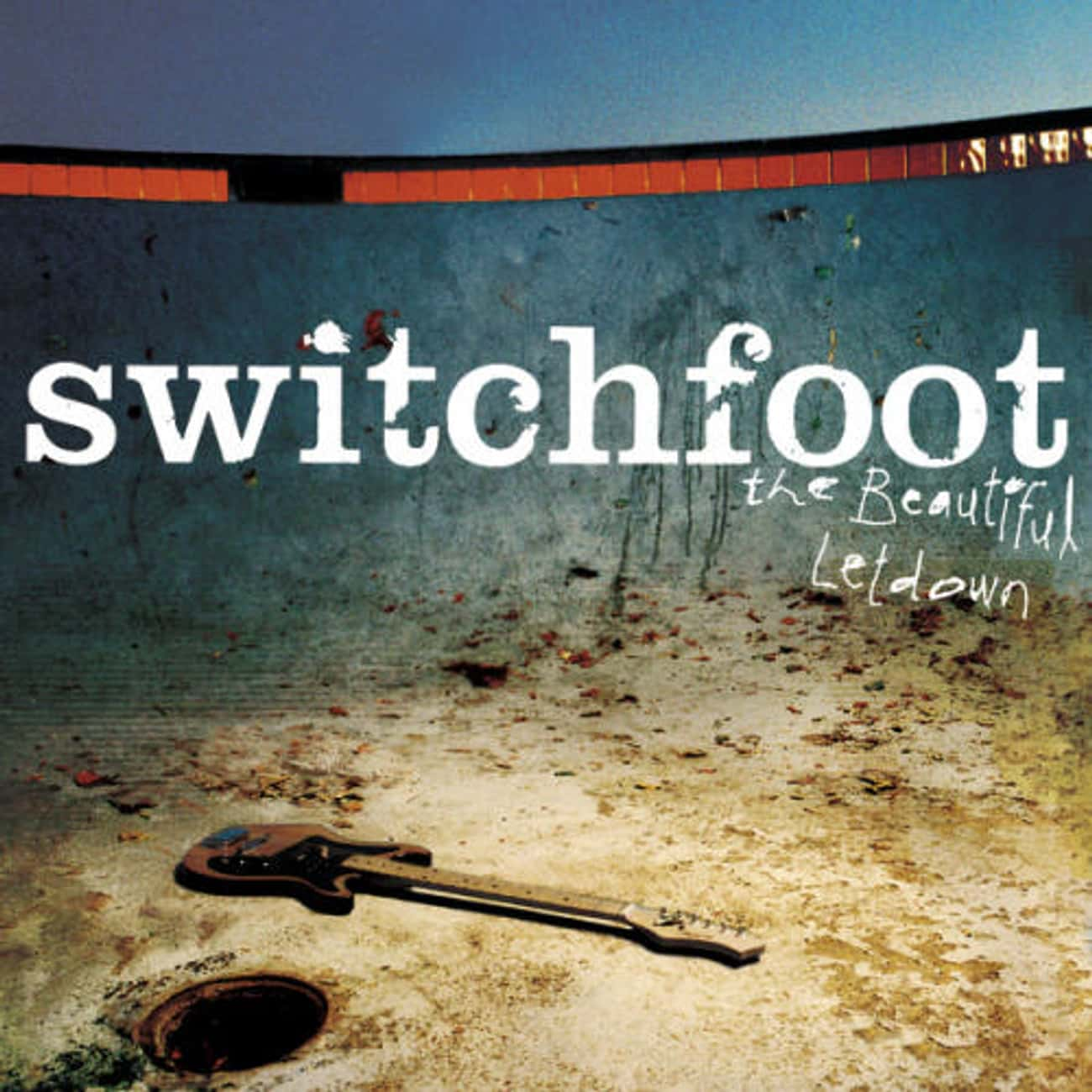 The Beautiful Letdown is listed (or ranked) 1 on the list The Best Switchfoot Albums of All Time