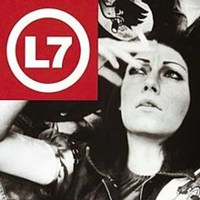 The Beauty Process: Triple Pla... is listed (or ranked) 4 on the list The Best L7 Albums of All Time