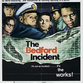 The Bedford Incident is listed (or ranked) 24 on the list The Best Cold War Movies