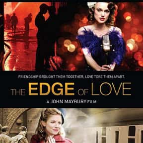 The Edge of Love is listed (or ranked) 13 on the list The Best Movies About PTSD