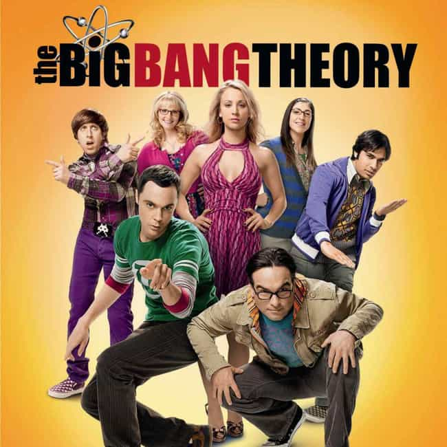 The Big Bang Theory is listed (or ranked) 4 on the list The Very Best Geeky Shows & Movies, Ranked