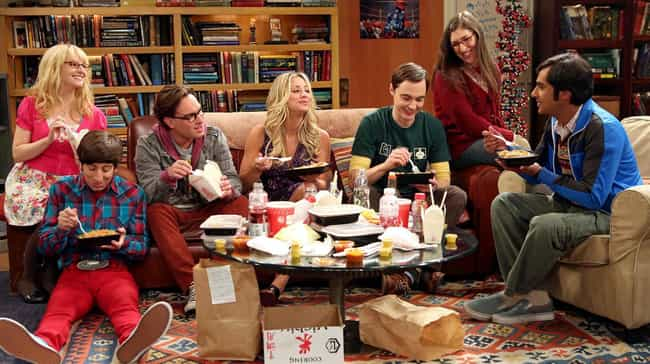 The Big Bang Theory is listed (or ranked) 6 on the list The Best TV Shows To Leave On In The Background