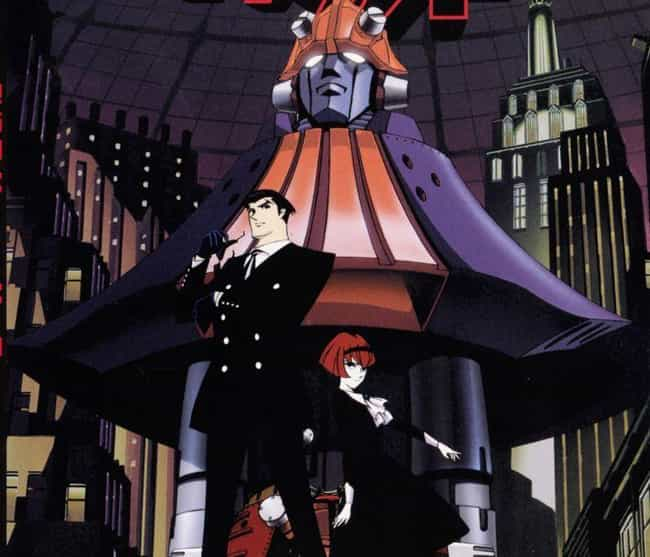 The Big O is listed (or ranked) 3 on the list 15 Totally Underrated English Dubs Of Anime