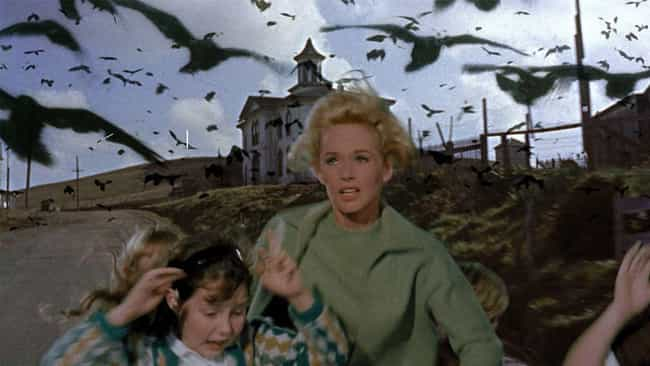 The Birds is listed (or ranked) 7 on the list Classic Movie Endings People Only Accept Because They're Classics