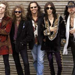 The Black Crowes is listed (or ranked) 16 on the list The Best Bands with Colors in Their Names