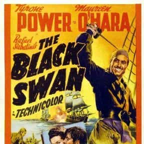 The Black Swan is listed (or ranked) 24 on the list The Best Pirate Movies