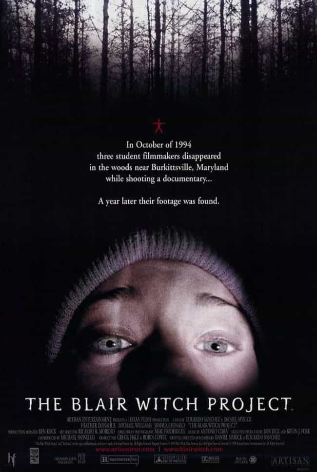 The Blair Witch Project is listed (or ranked) 3 on the list What to Watch If You Love Unfriended