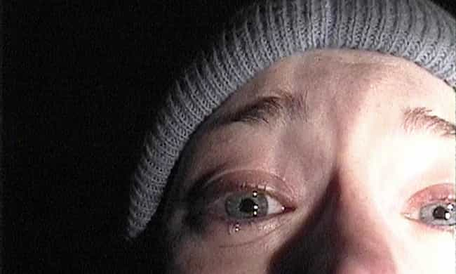 The Blair Witch Project ... is listed (or ranked) 4 on the list Movies You Loved As a Child That Just Don't Hold Up