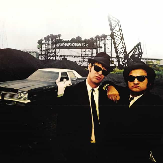 """The Blues Brothers is listed (or ranked) 5 on the list The Most Important """"Firsts"""" In Film History"""