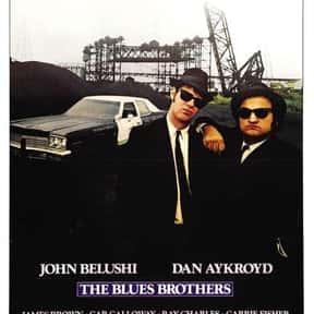 The Blues Brothers is listed (or ranked) 5 on the list The Funniest Road Trip Comedy Movies