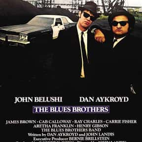The Blues Brothers is listed (or ranked) 25 on the list The Funniest '80s Movies