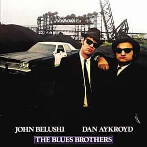 The Blues Brothers is listed (or ranked) 11 on the list The Greatest Car Movies Ever Made