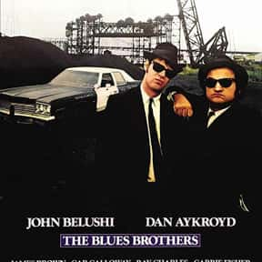 The Blues Brothers is listed (or ranked) 17 on the list The Best Movies About Singing