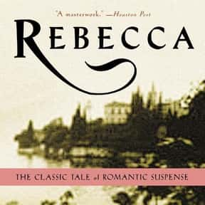 Rebecca is listed (or ranked) 4 on the list The Best Crime Novels