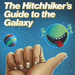 The Hitchhiker's Guide to the  is listed (or ranked) 4 on the list NPR's Top 100 Science Fiction & Fantasy Books