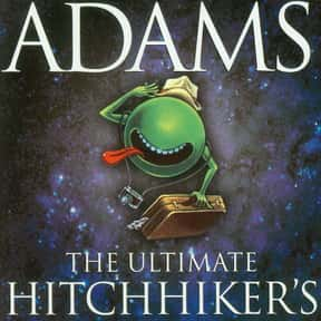 The Hitchhiker's Guide to  is listed (or ranked) 18 on the list The Best Young Adult Adventure Books