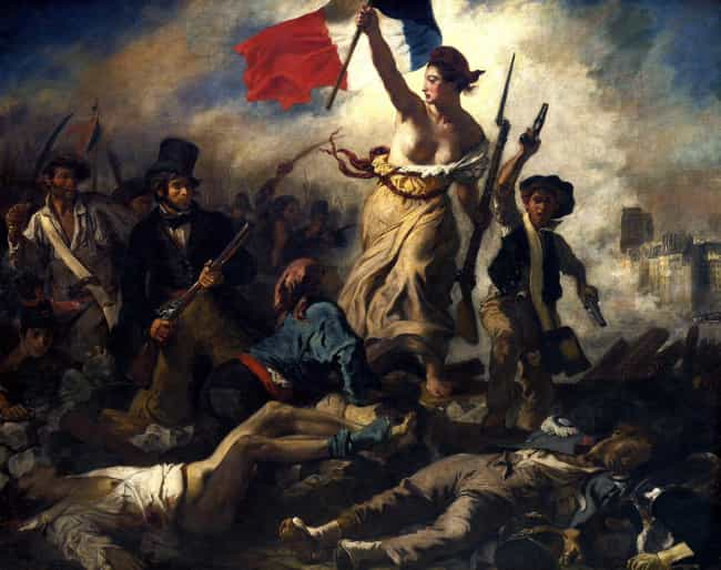 The French Revolution is listed (or ranked) 2 on the list The Secret Role That a Crazy Hallucinogenic Fungus Played in History