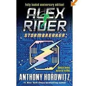 Alex Rider is listed (or ranked) 21 on the list The Best Young Adult Fantasy Series