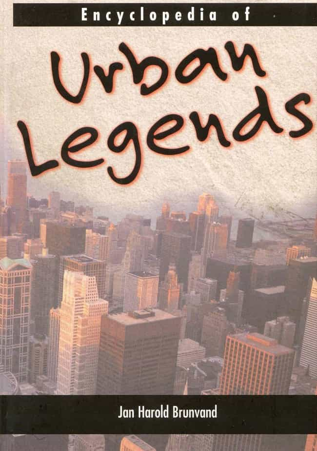 Encyclopedia of Urban Legends is listed (or ranked) 4 on the list 16 Coffee Table Books For People Obsessed With Horror