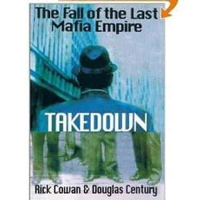 Takedown is listed (or ranked) 8 on the list The Best Mafia Books