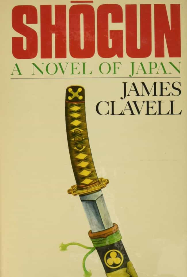 Shogun: A Novel of Japan is listed (or ranked) 1 on the list The Best Books About Samurai
