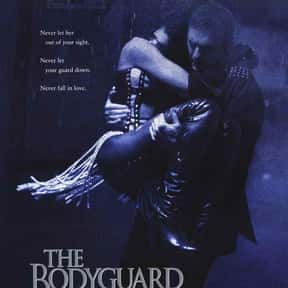 The Bodyguard is listed (or ranked) 12 on the list The Best Kevin Costner Movies