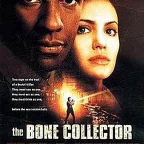 The Bone Collector is listed (or ranked) 25 on the list The Best and Scariest Psychological Thrillers of All Time