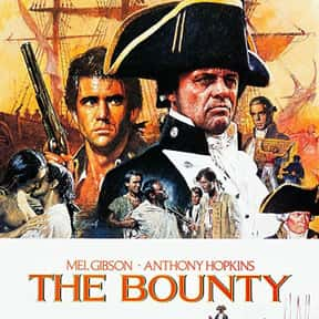 The Bounty is listed (or ranked) 24 on the list The Best Mel Gibson Movies