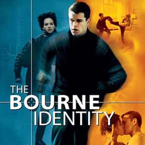 The Bourne Identity is listed (or ranked) 3 on the list The Best Spy Movies