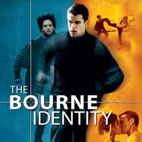 The Bourne Identity is listed (or ranked) 12 on the list The Best PG-13 Action Movies
