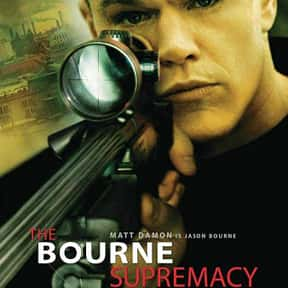 The Bourne Supremacy is listed (or ranked) 19 on the list The Best Movies About PTSD