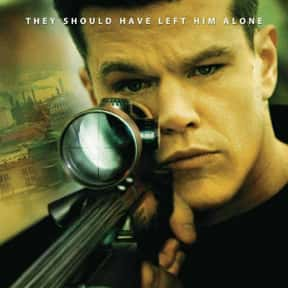 The Bourne Supremacy is listed (or ranked) 10 on the list The Best Action Movies Based on Books