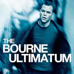 The Bourne Ultimatum is listed (or ranked) 13 on the list The Best Third Films In A Movie Series