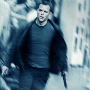 The Bourne Ultimatum is listed (or ranked) 1 on the list The Best Spy Movies