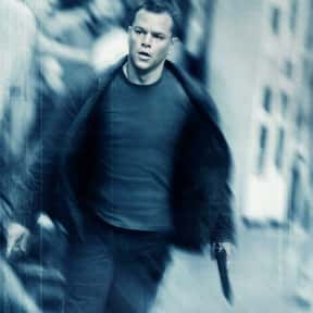 The Bourne Ultimatum is listed (or ranked) 22 on the list The Best Movies About PTSD