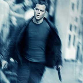 The Bourne Ultimatum is listed (or ranked) 8 on the list The Best Spy Movies Based on Books