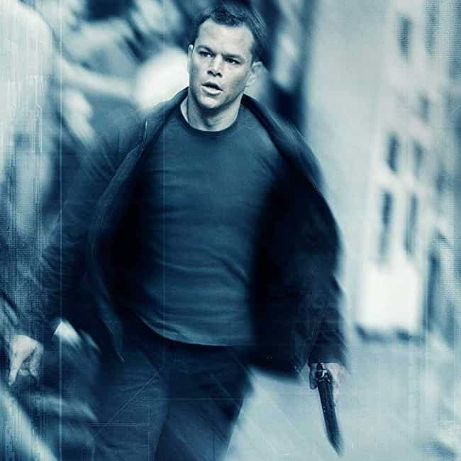 The Bourne Ultimatum is listed (or ranked) 1 on the list The Best Movies And Series In The 'Bourne' Franchise