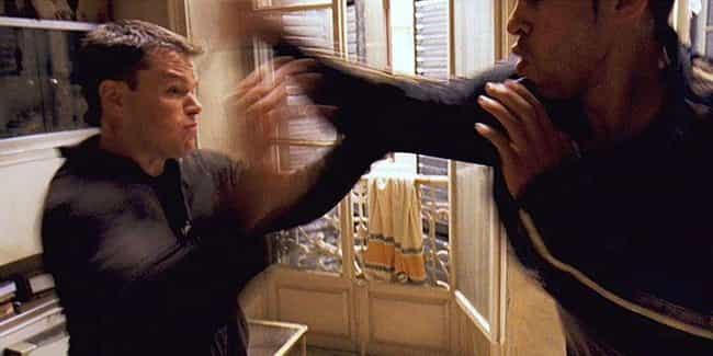 The Bourne Ultimatum is listed (or ranked) 3 on the list The Fiercest Fist Fights In Film History